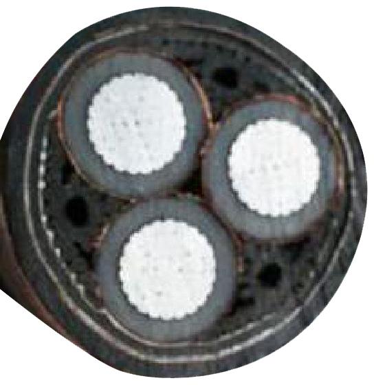 8.7-15KV铠装铜芯电缆