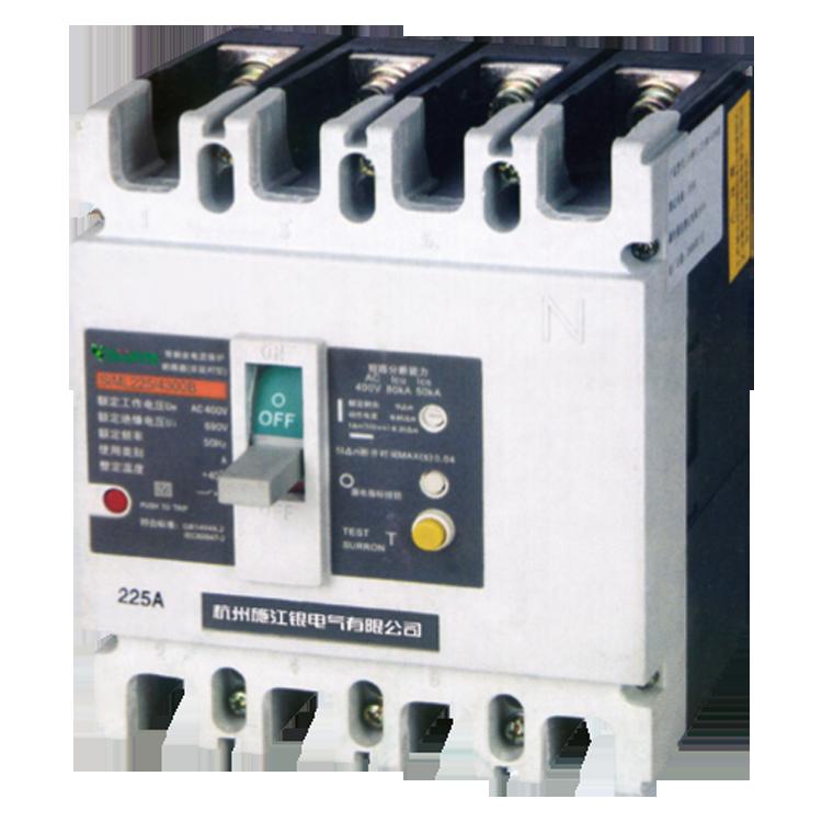 SiML带剩余电流保护塑料外壳式断路器